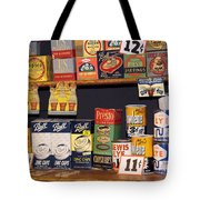 Canning With Grandma Tote Bag