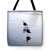 Cannon Beach Buddies Tote Bag