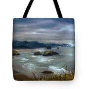 Cannon Beach, Oregon Tote Bag