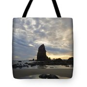 Cannon Beach Sunset 1 Tote Bag