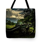 Cannon Encampment Valley Forge Tote Bag