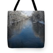 Cannon Reflections Tote Bag