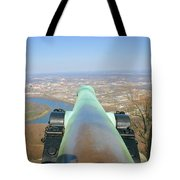 Cannon Sighting Tote Bag