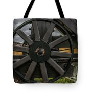 Cannon Wheel Tote Bag
