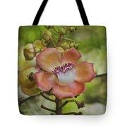 Cannonball Blossom Tote Bag