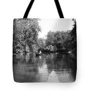 Canoe Joy Tote Bag