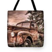 Canoe Truck #2 Tote Bag