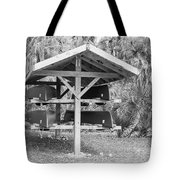 Canoes Ready To Rent Tote Bag
