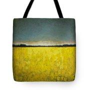 Canola Field N0 1 Tote Bag