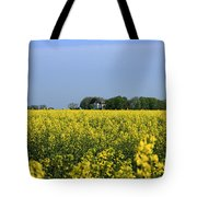 Canola Field Tote Bag