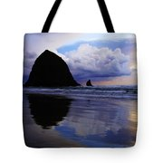 Cannon Beach Nature's Symphony Tote Bag