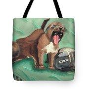 Canon Pups Tote Bag