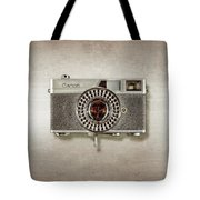 Canonete Film Camera Tote Bag