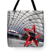 Canopied Tote Bag