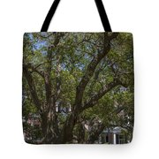 Can't See The House For The Tree's Tote Bag