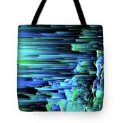 Can't Take The Sky From Me - Pixel Art Tote Bag