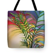 Cantata Curves Tote Bag