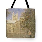 Canterbury Cathedral Tote Bag
