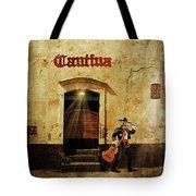 Cantina Tote Bag