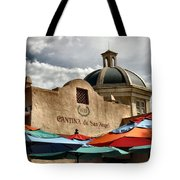 Cantina De San Angel Tote Bag