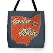 Canton Ohio Tote Bag