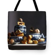 Canton With Donuts Tote Bag