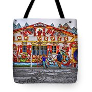 Canuck Funhouse Tote Bag