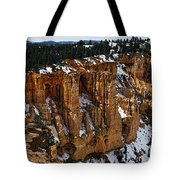Canyon Alcoves Tote Bag