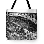 Canyon Bridge Tote Bag