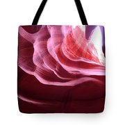 Canyon Ceiling Tote Bag