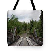 Canyon Creek Bridge Tote Bag