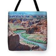 Canyon De Chelly  Tote Bag