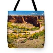 Canyon De Chelly Arizona Tote Bag