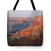 Canyon Dusk Tote Bag