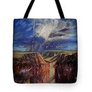 Canyon Tote Bag