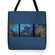 Canyon Flight Tote Bag