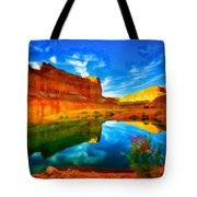 Canyon Glories Tote Bag