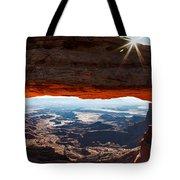Canyon Glow Tote Bag