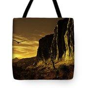 Canyon Hunt Tote Bag
