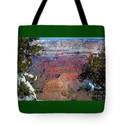 Canyon Mystique Tote Bag