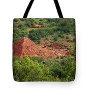 Canyon Pyramid Tote Bag