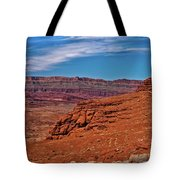 Canyon Rim Tote Bag