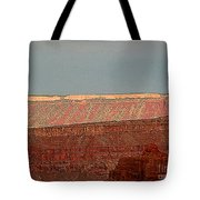 Canyon Rims Tote Bag