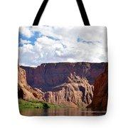 Canyon Rocks Tote Bag