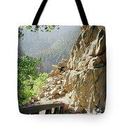 Canyon Rocks Horizontal Tote Bag