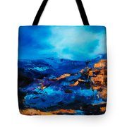 Canyon Song Tote Bag