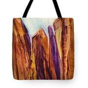 Canyon Splendor Tote Bag