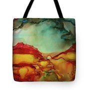 Canyon Storm Tote Bag