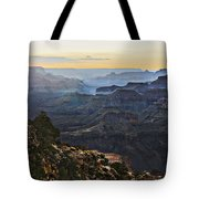 Canyon Sundown Tote Bag