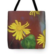 Canyon Sunflower Tote Bag